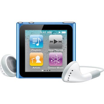 APPLE IPOD IPOD NANO MC695LL