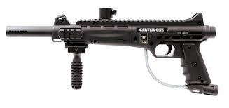 TIPPMANN Paintball CARVER ONE