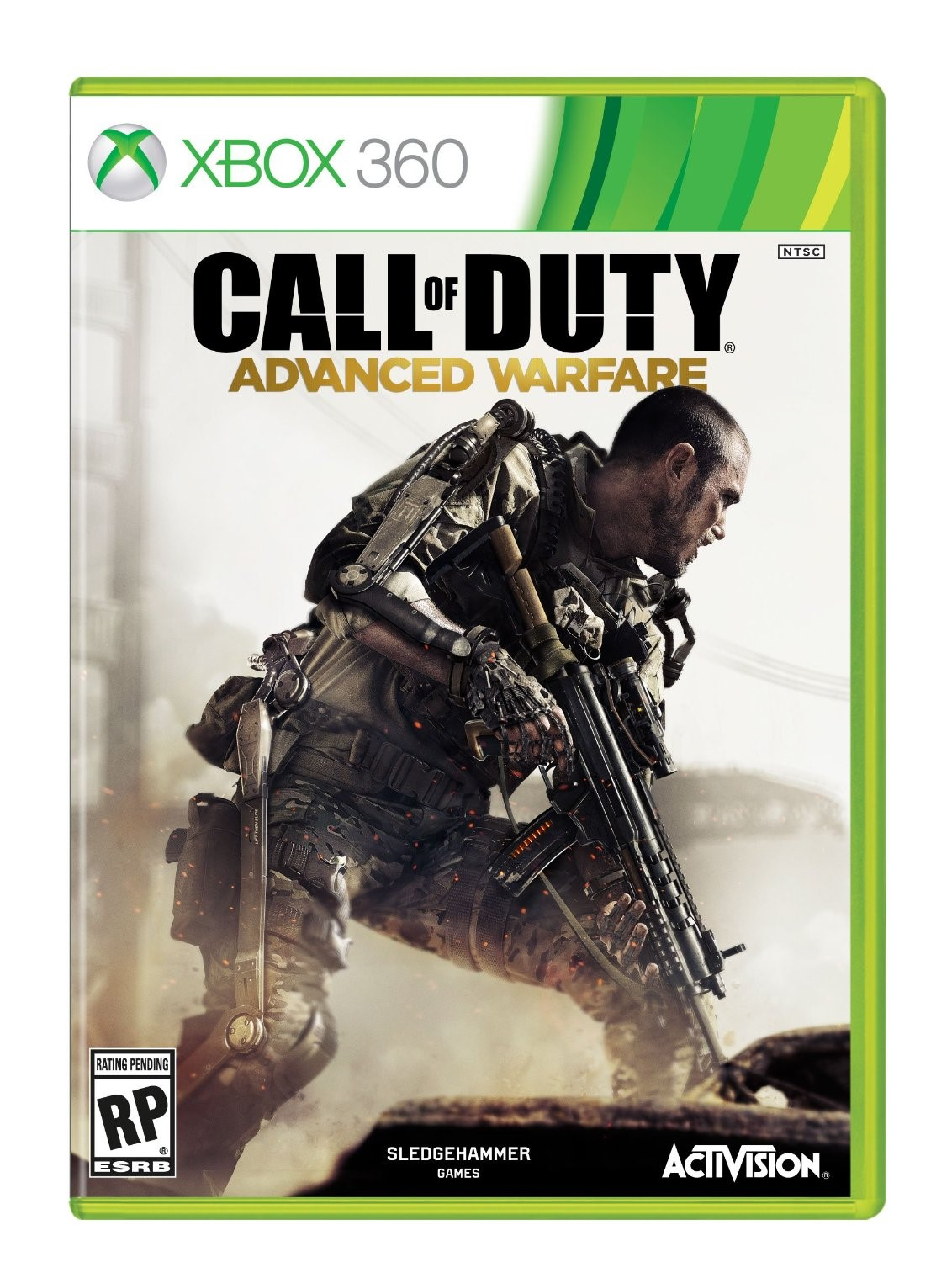 MICROSOFT Microsoft XBOX 360 Game GAME CALL OF DUTY ADVANCED WARFARE