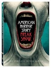 DVD BOX SET DVD AMERICAN HORROR STORY SEASON 4