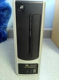 E MACHINES PC Desktop EL120007W