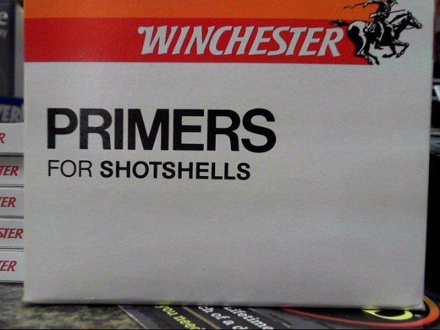 WINCHESTER Ammunition PRIMERS