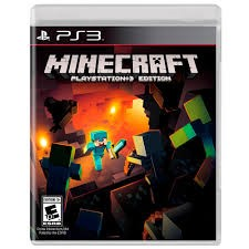 SONY Sony PlayStation 3 Game MINECRAFT - PS3