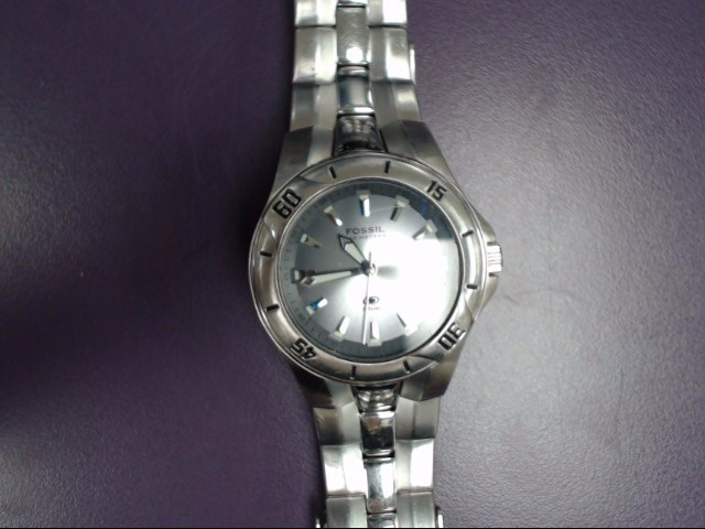 FOSSIL Gent's Wristwatch BLUE AM-3723