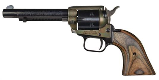 HERITAGE FIREARMS Revolver ROUGH RIDER RR22MCH4
