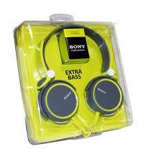 SONY Headphones MDR-XB400