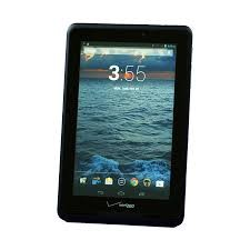 VERIZON Tablet ELLIPSIS QMV7A