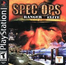 SONY Sony PlayStation SPECOPS RANGER ELITE