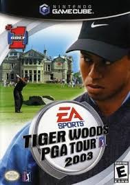 MICROSOFT Microsoft XBOX Game TIGER WOODS PGA TOUR 2003