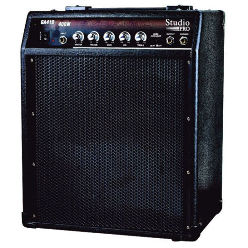PYRAMID CAR AUDIO Electric Guitar Amp GA410