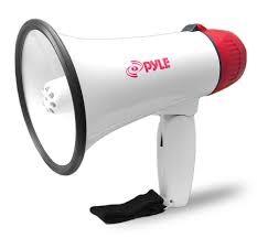 PYLE Electronic Instrument PMP37LED MEGAPHONE
