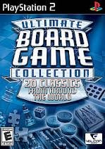 SONY Sony PlayStation 2 ULTIMATE BOARD GAME COLLECTION - PLAYSTATION2
