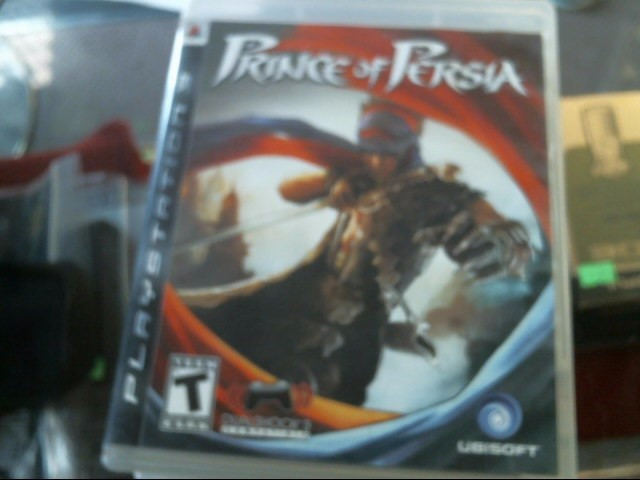 SONY Sony PlayStation 3 Game PS3 PRINCE OF PERSIA