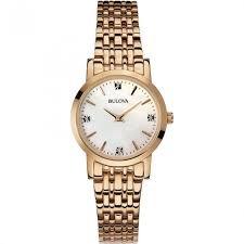 BULOVA Lady's Wristwatch 97P106