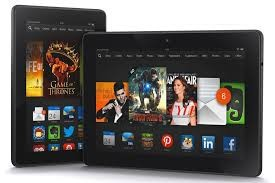 AMAZON Tablet KINDLE FIRE HDX 3RD GEN