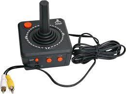 ATARI Video Game Accessory TV GAMES