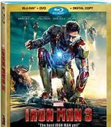 BLU-RAY MOVIE Blu-Ray IRON MAN 3