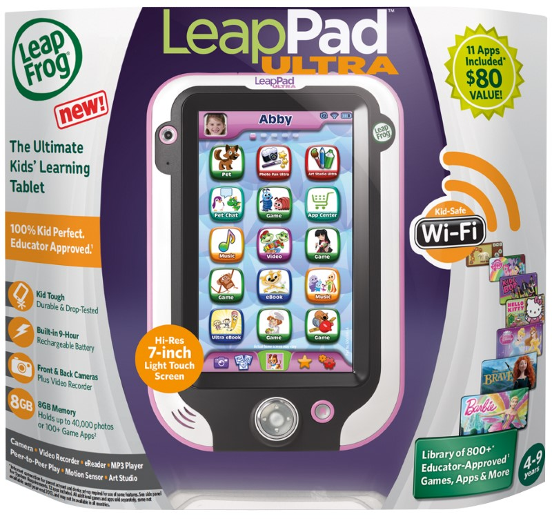 LEAPFROG Tablet LEAPPAD ULTRA 33300