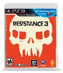 SONY Sony PlayStation 3 Game PS3 RESISTANCE 3