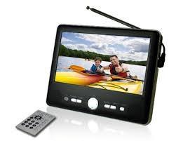 AXION Portable Television AXN-8701