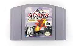 NINTENDO Nintendo 64 Game SCARS