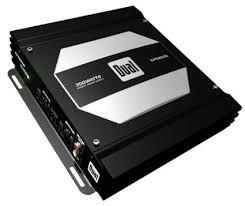 DUAL ELECTRONICS Car Amplifier XPA2500
