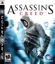 SONY PlayStation 3 Game ASSASSIN'S CREED