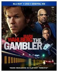 BLU-RAY MOVIE THE GAMBLER