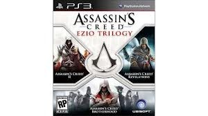 SONY Sony PlayStation 3 Game ASSASSIN'S CREED EZIO TRILOGY