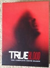 DVD BOX SET DVD TRUE BLOOD SEASON 6