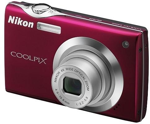 NIKON Digital Camera COOLPIX S4000