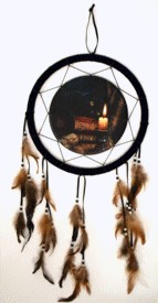 FANTASY GIFTS 2559 WITCHING HOUR DREAMCATCHER