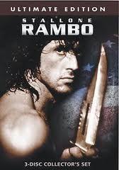 DVD BOX SET DVD RAMBO TRILOGY