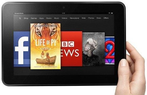 AMAZON Tablet KINDLE FIRE HD - P48WVB4
