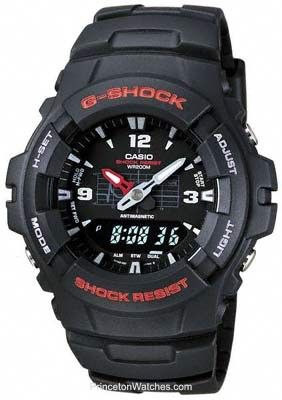 CASIO Gent's Wristwatch G-SHOCK 2327