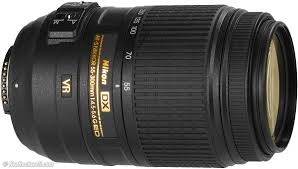 NIKON Lens/Filter DX AF-S NIKKOR 55-300MM 1:4.5-5.6GED