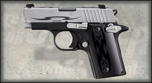 SIG SAUER Pistol P238 TRIBAL