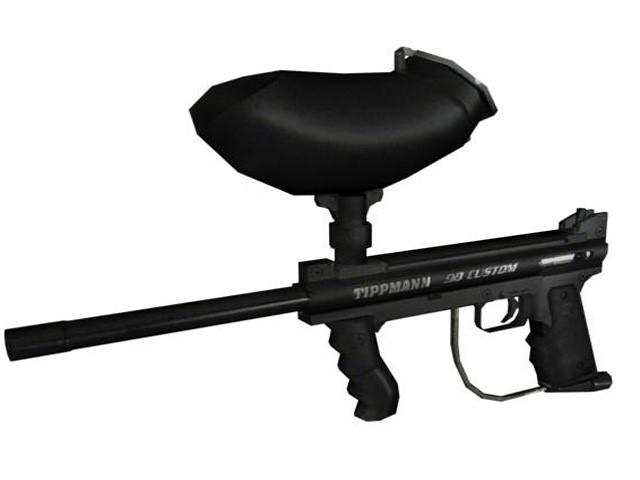 TIPPMANN Air Gun/Pellet Gun/BB Gun 98 CUSTOM PAINTBALL GUN