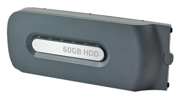 MICROSOFT Video Game Accessory XBOX 360 HARD DRIVE 60GB