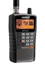 UNIDEN 2 Way Radio/Walkie Talkie BC125AT