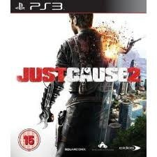 SONY Sony PlayStation 3 JUST CAUSE 2