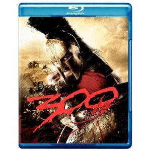 BLU-RAY MOVIE Blu-Ray 300