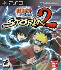 SONY Sony PlayStation 3 NARUTO SHIPPUDEN ULTIMATE NINJA STORM 2