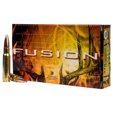 FEDERAL AMMUNITION Ammunition FUSION 300 WIN MAG