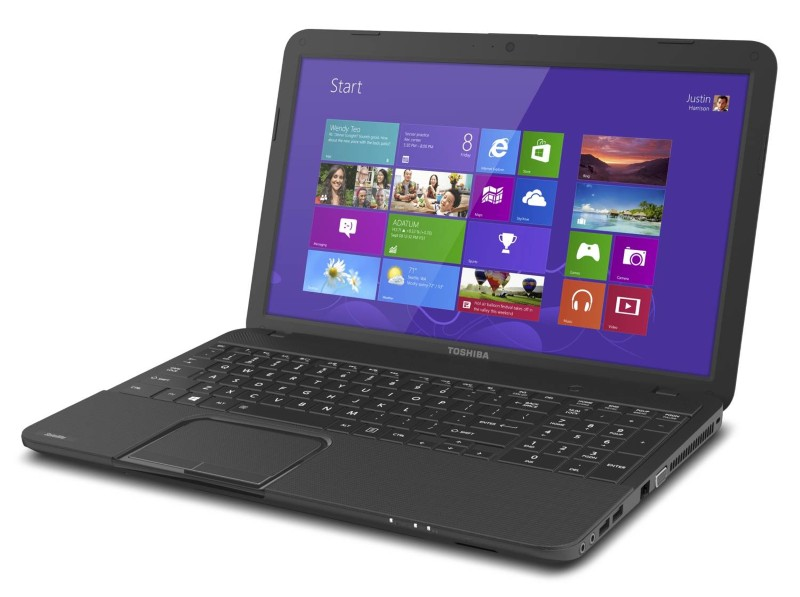 TOSHIBA Laptop/Netbook SATELLITE C855D-S5340
