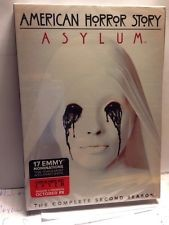 DVD BOX SET DVD AMERICAN HORROR STORY SEASON 2