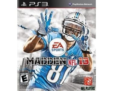 SONY Sony PlayStation 3 Game PS3 MADDEN NFL13