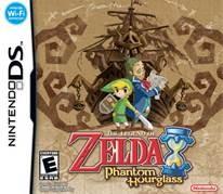 NINTENDO Nintendo DS Game ZELDA PHANTOM HOURGLASS