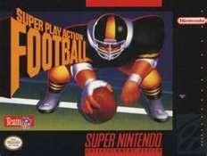 NINTENDO Nintendo SNES SUPER PLAY ACTION FOOTBALL
