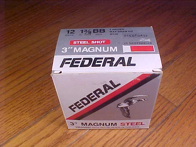 FEDERAL AMMUNITION Ammunition W149BB